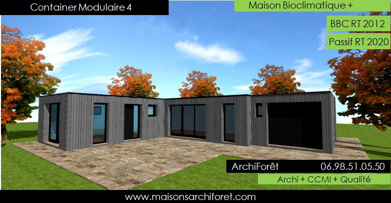 architecte maison container qz49 jornalagora. Black Bedroom Furniture Sets. Home Design Ideas
