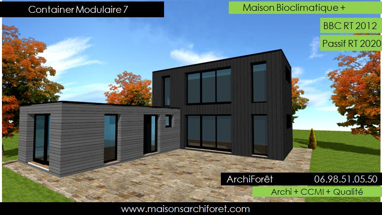 Bien connu Plan Maison Cube. Find This Pin And More On Plans De Maisons By  RG42