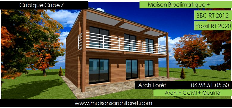 Maison toit plat et toiture terrasse bac acier ou siplast acrotere et couvertine par votre for Terrasse avec toit