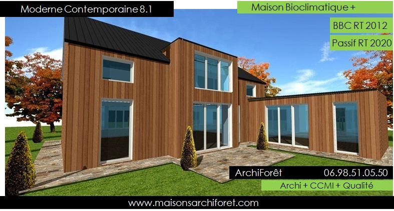 maison Contemporaine moderne et design d architecte
