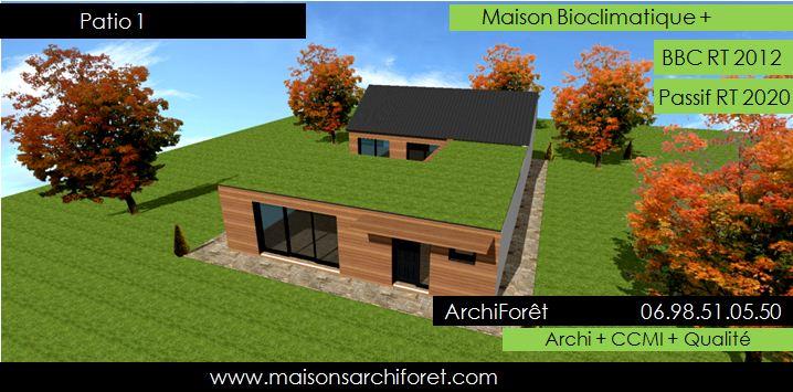 Patio 2: Une Maison ...