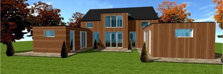 Rt 2020 maison passive avie home for Maison archi foret